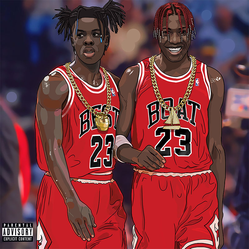 23 feat lil yachty priority records